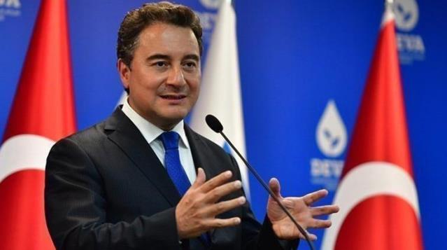 Ali Babacan hükümete 12 soru sordu ve not verdi: Sıfır