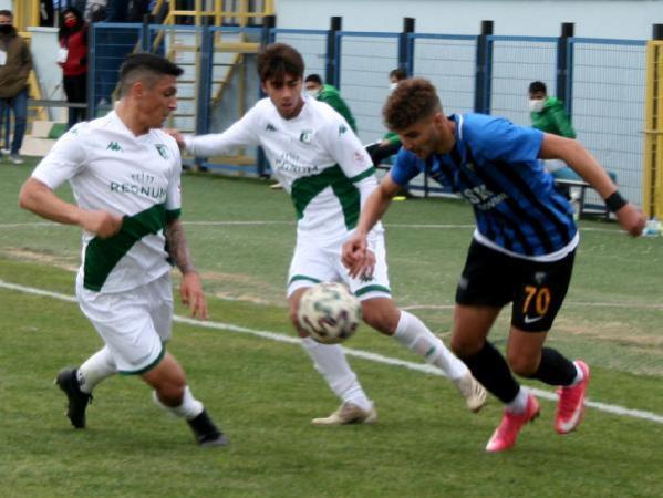 Son dakika haberleri! Karacabey Belediyespor - Bodrumspor: 2-1