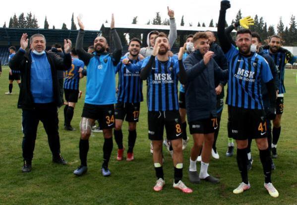 Karacabey Belediyespor – Bodrumspor: 2-1