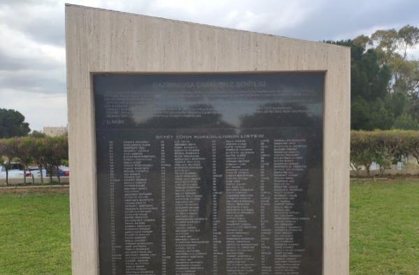 KKTC'de 217 Çanakkale şehidi yatıyor