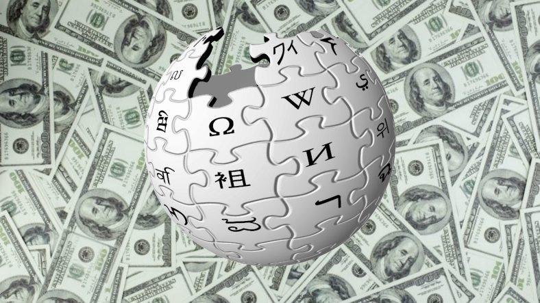 Vikipedi, İçeriklerini Kullandığı İçin Google ve Apple'dan Para Almak İstiyor