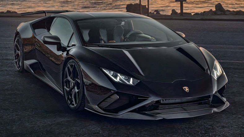 602 Beygirlik Asfalt Canavarı: Novitec Lamborghini Huracan EVO RWD Duyuruldu