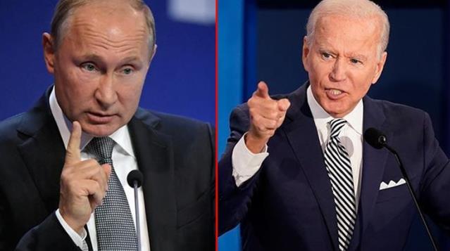 """ABD Başkanı Biden'ın """"seçimlere müdahale"""" suçlamasına Rusya'dan yanıt: Dezenformasyon, düzmeceler dizgesi"""
