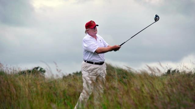Başkanlığı döneminde Trump'ın serveti '700 milyon dolar eridi'