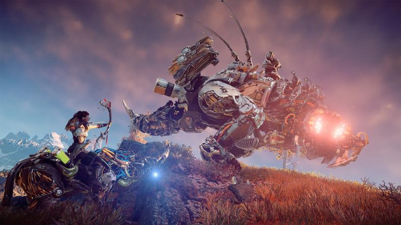 Sony, Ücretsiz Dağıtacağı 10 PS4 Oyununu Duyurdu: Aralarında Horizon Zero Dawn da Var